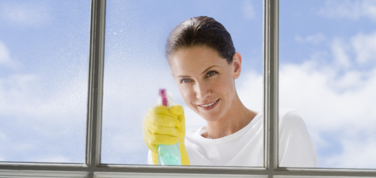 Spring Window Cleaning